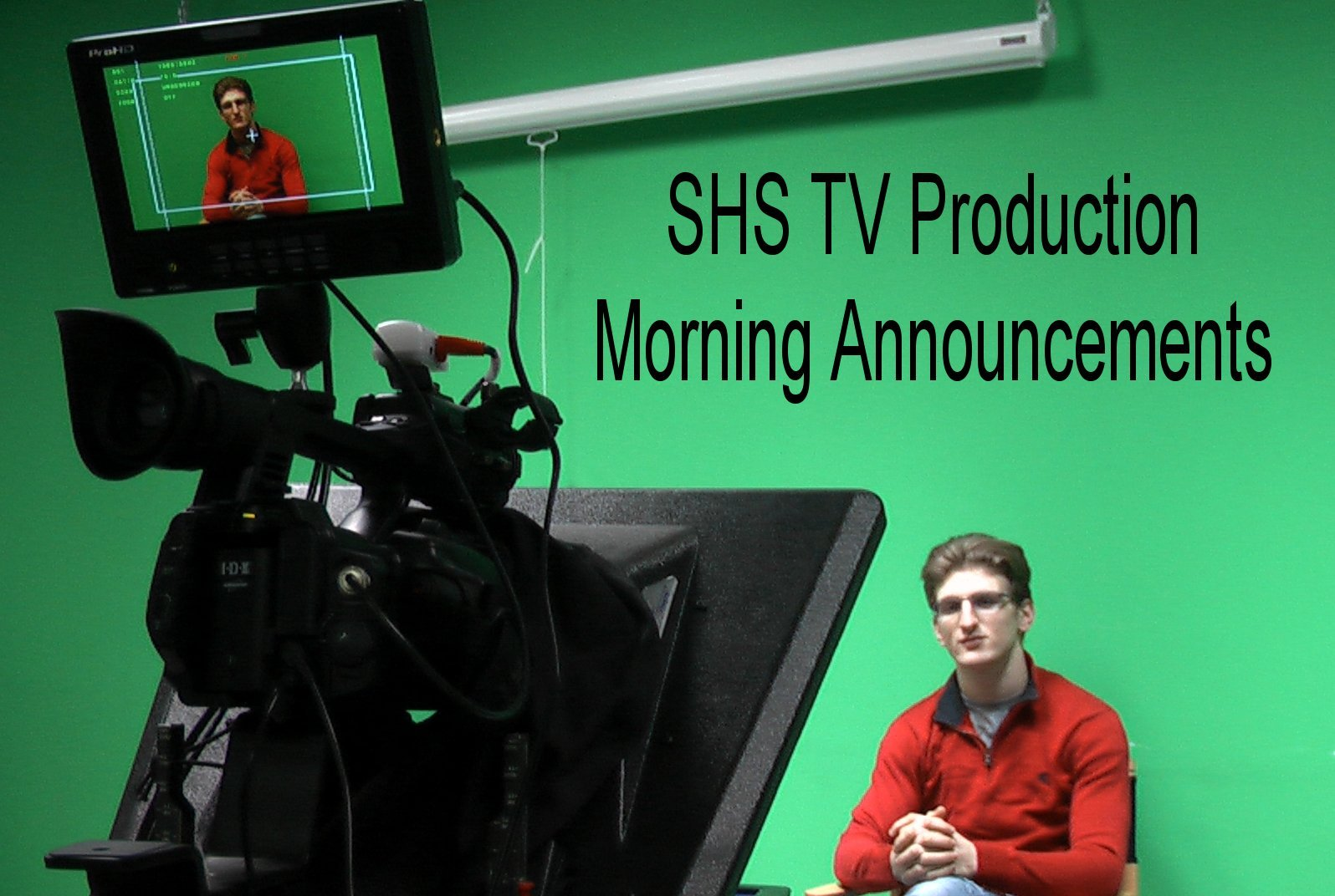 SHS Morning Announcements 4/17/19