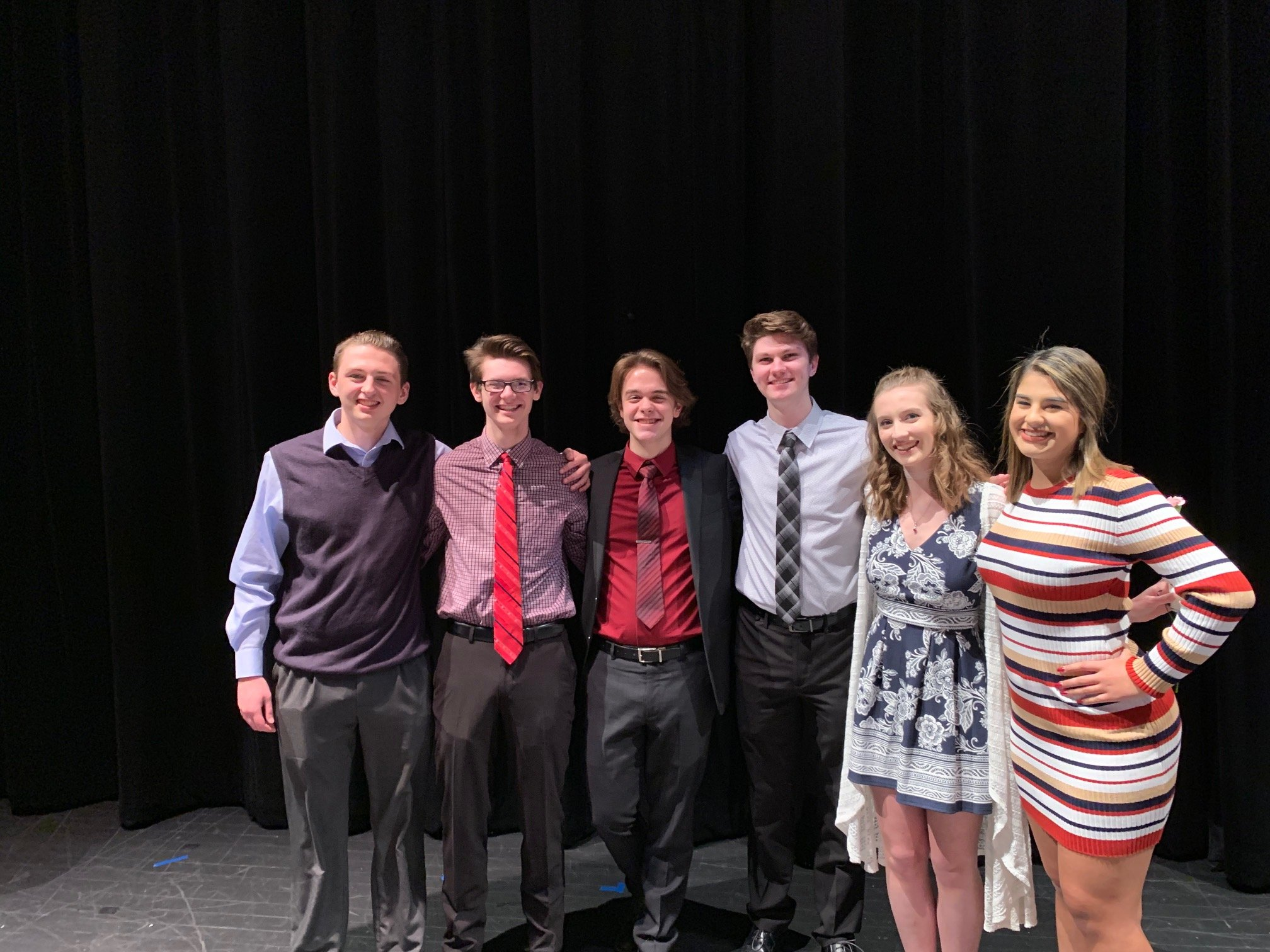 SHS | National Honor Society Inducts New Members