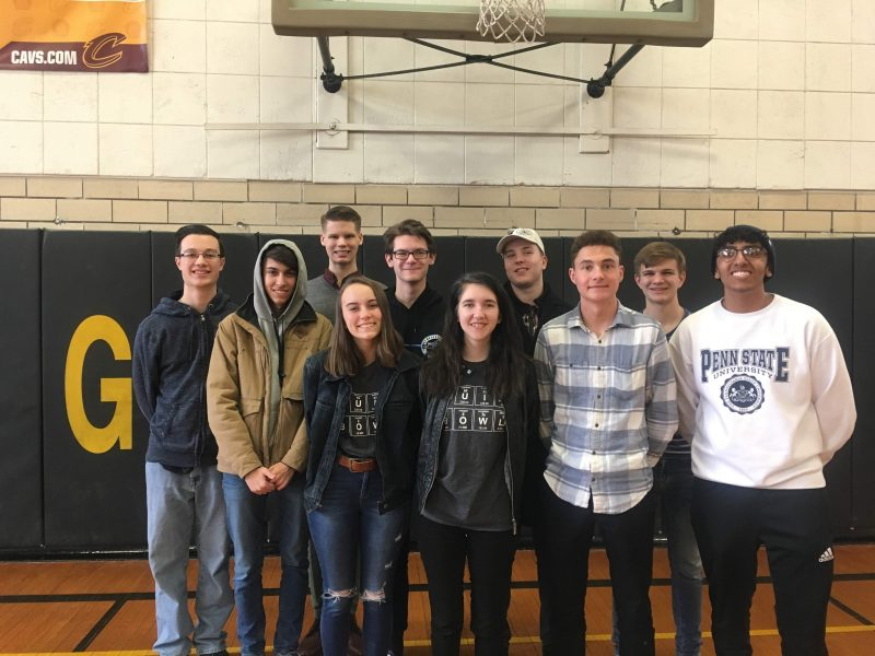 SHS | Quiz Bowl Wraps Up a Great Season