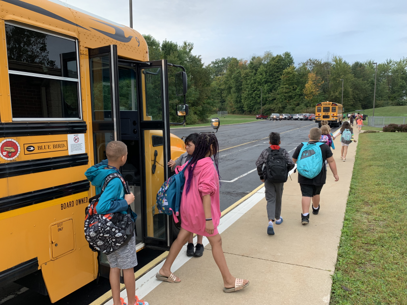 SCS | Bus Evacuation Drill Week 2019