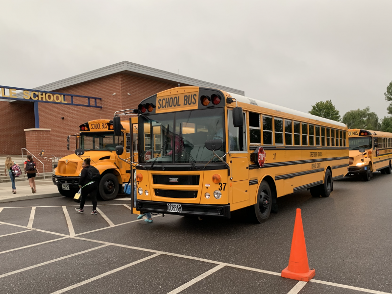 SCS | Asynchronous Transportation Schedules January 2020