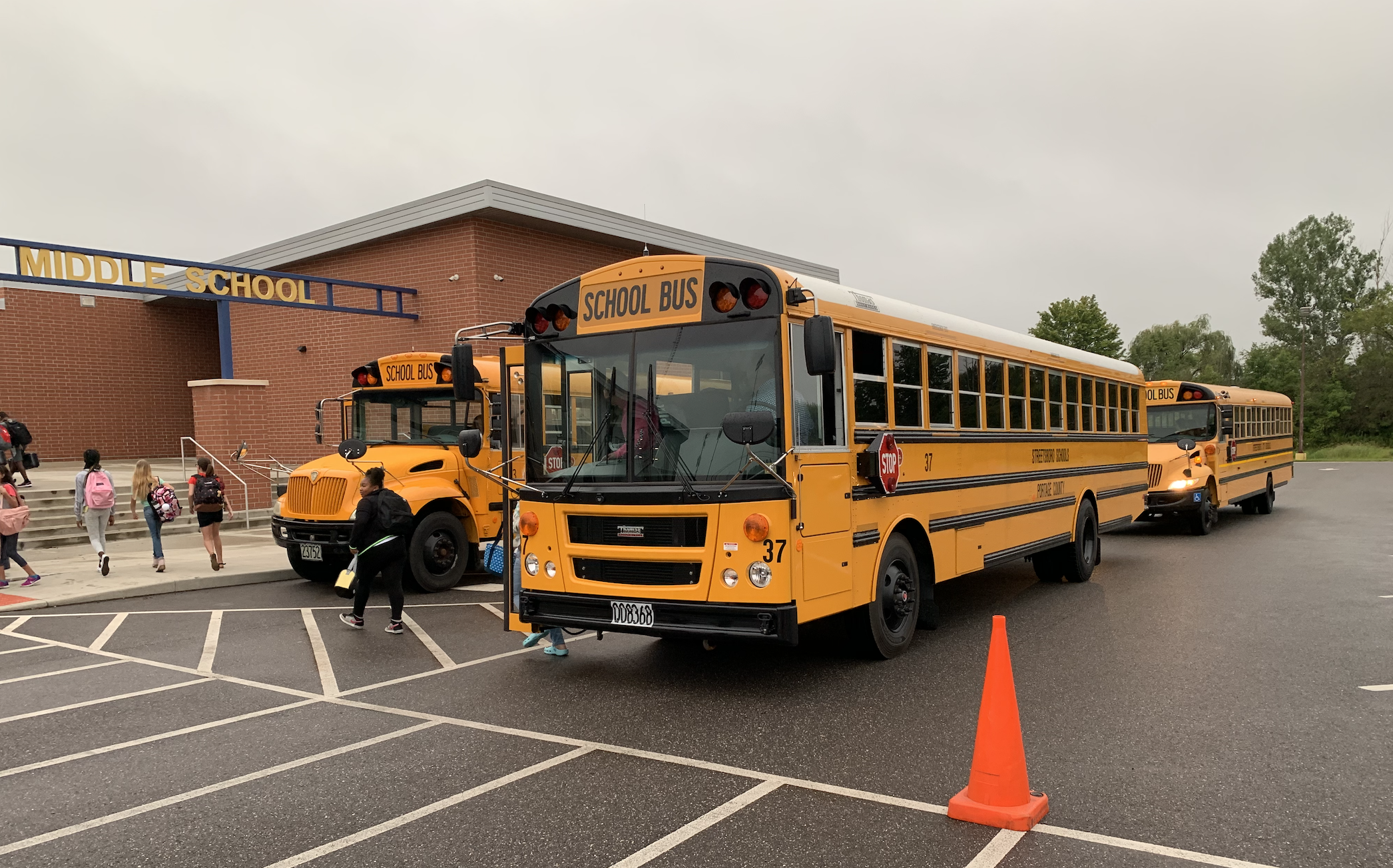 SCS | Transportation Update First Weeks of School 2019