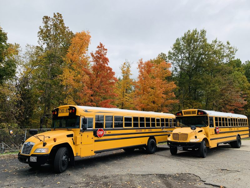 SCS | Streetsboro City Schools and community to focus on bus safety October 21-25, 2019