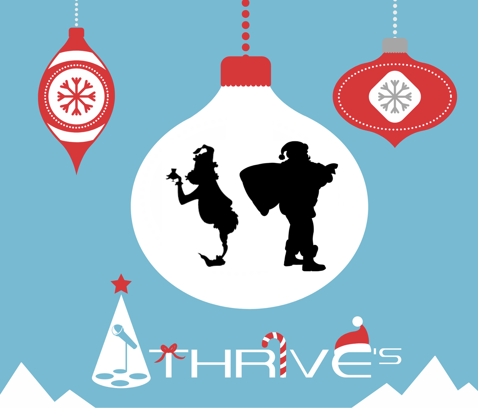 SCS | Thrive's Christmas Spectacular – The Grinch