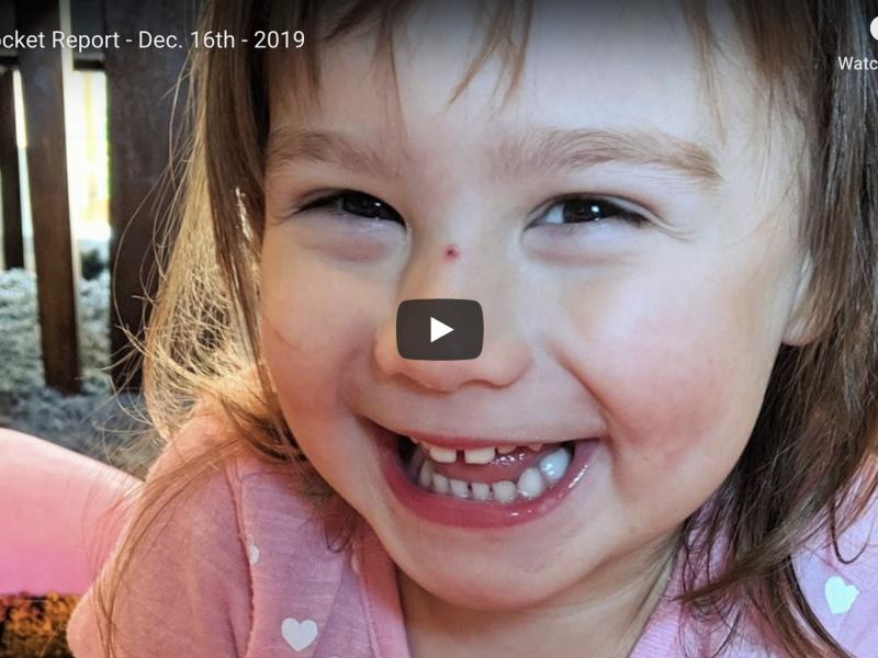 SCS   Rocket Report December 16, 2019