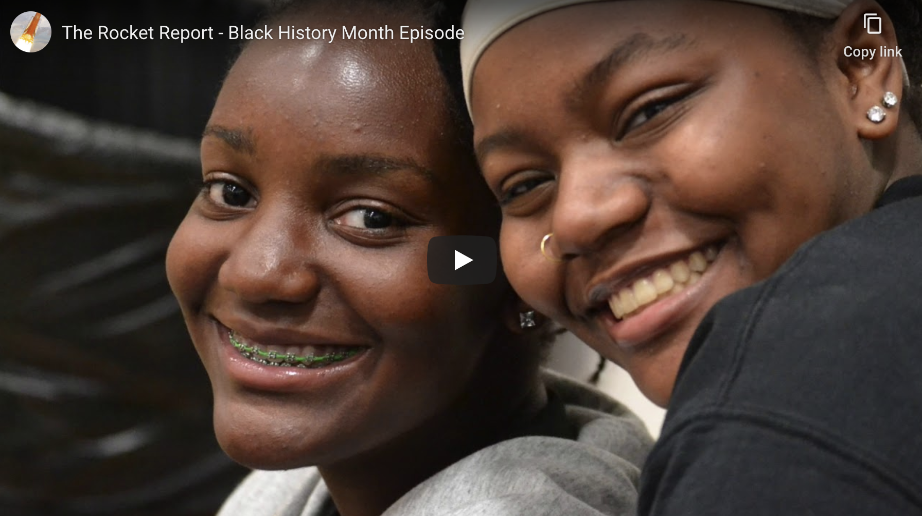 SCS | The Rocket Report – Black History Month Episode