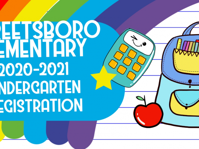 SCS | Kindergarten Registration 2020