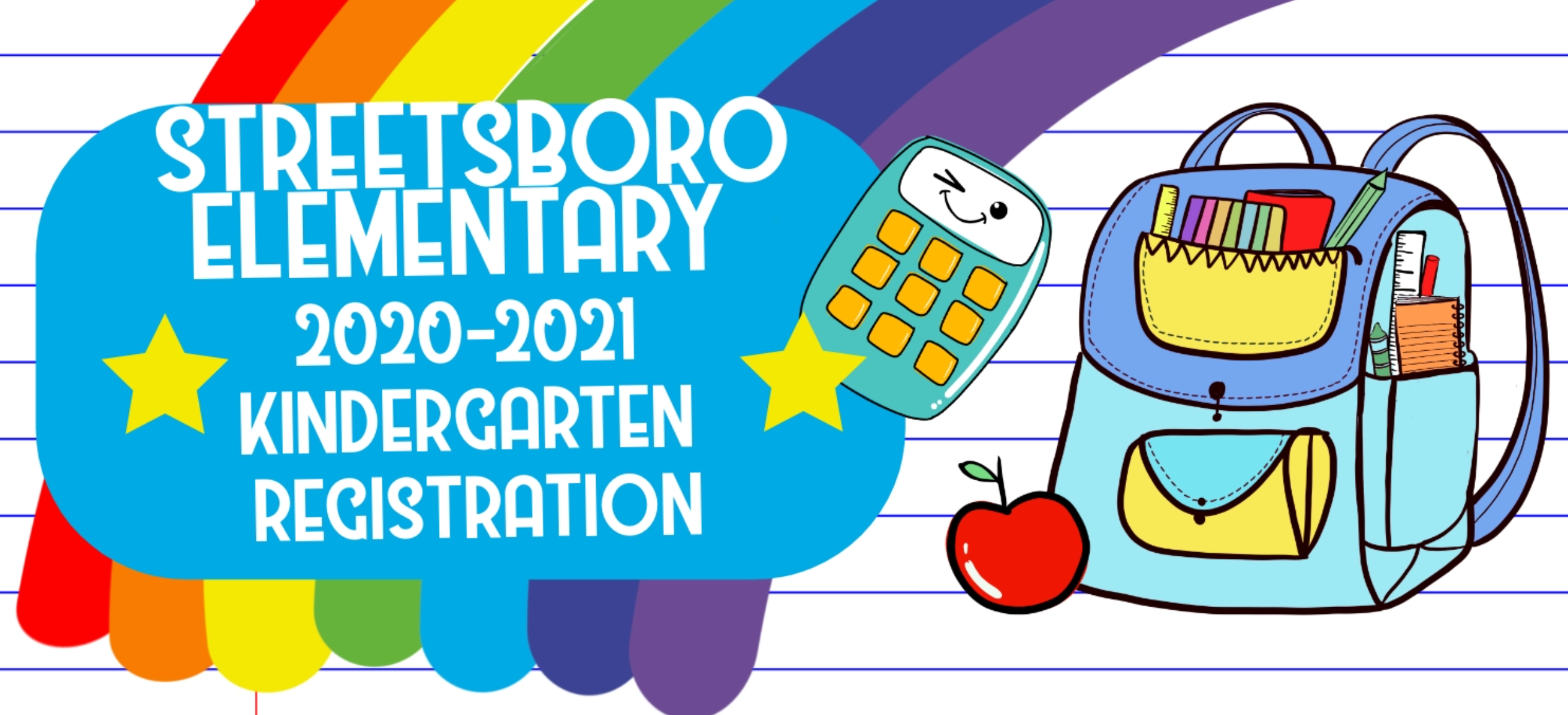 SCS | Kindergarten Registration 2020