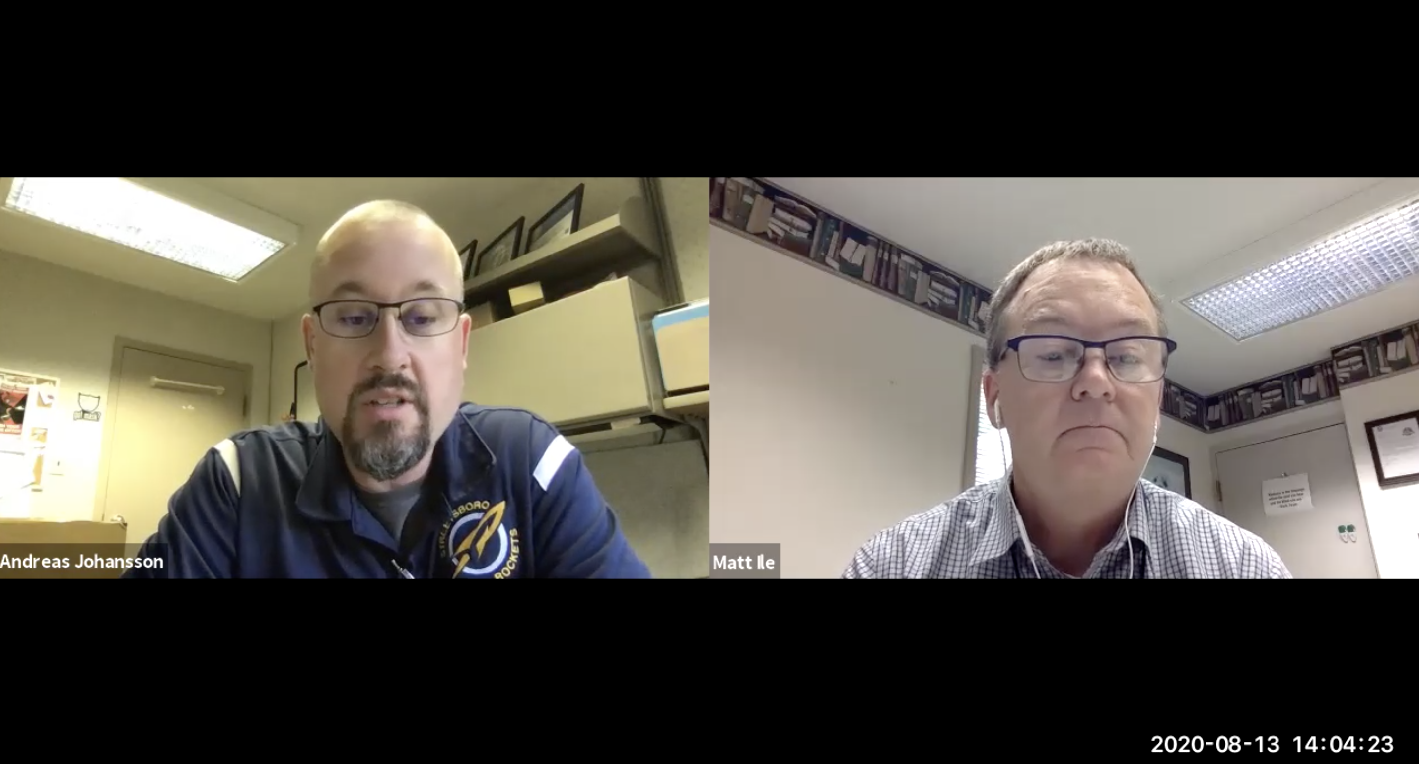 SCS VIDEO UPDATE – RDA Discussion, Technology, and Remote Learning